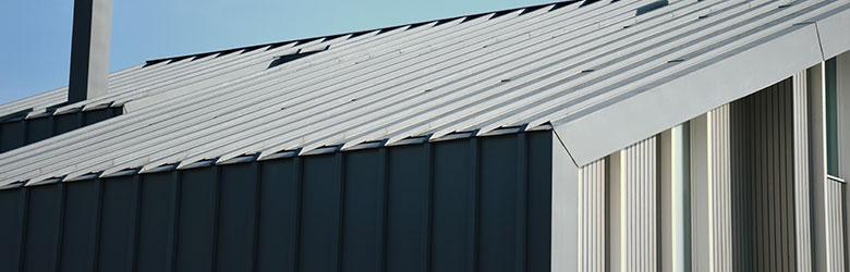 zinken dak Etterbeek